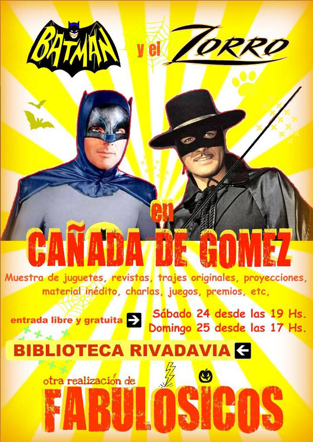 BatmanZorroFabulosicoscañada